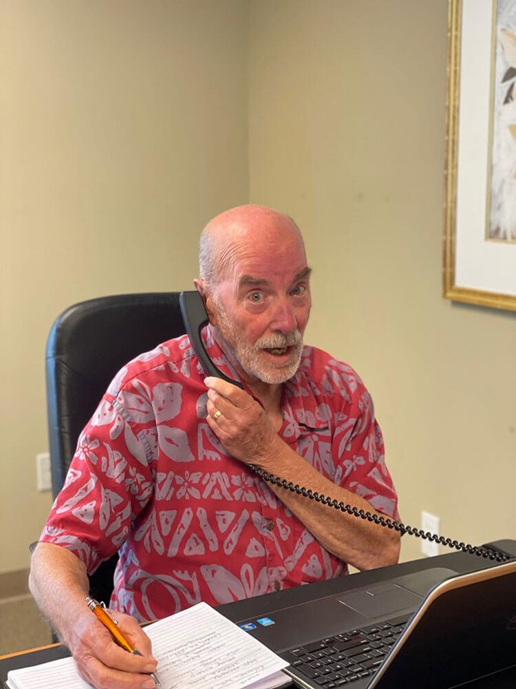 David LInden, Napa CA Disability Appeals Lawyer